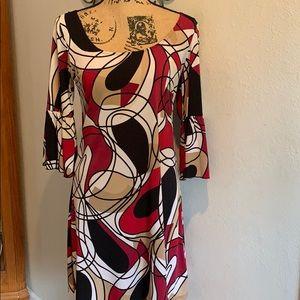 Heart and Soul retro dress